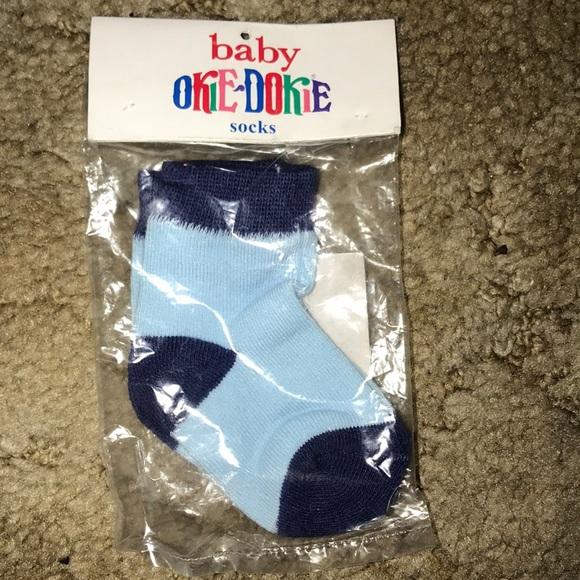 🛑 Baby boy socks one size
